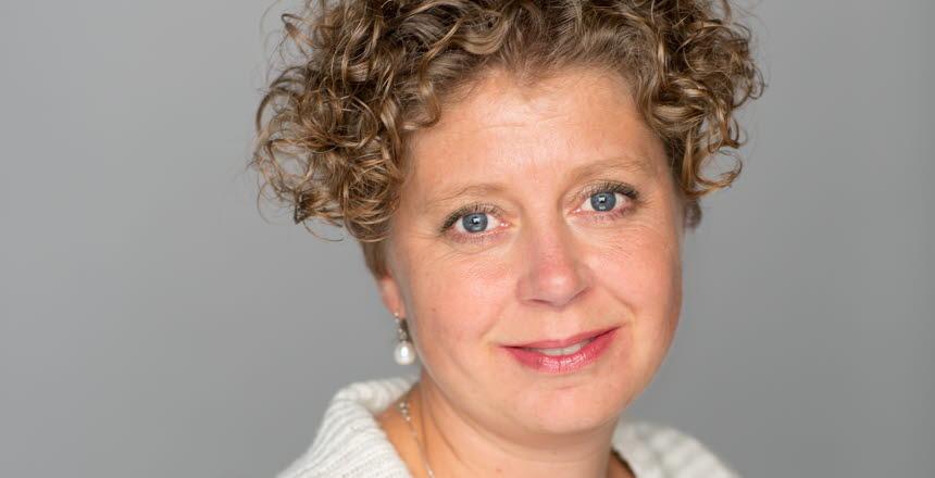 Eva-Lotta Lager, ordförande i Vårdförbundet Jönköping