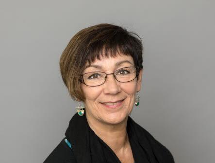 Avdelningsordförande i Uppsala Kristina Lundmark