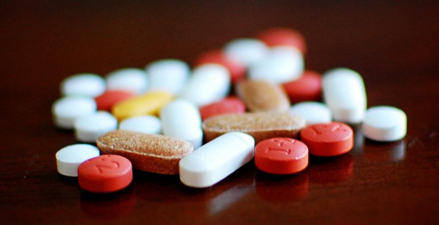 Tabletter läkemedel