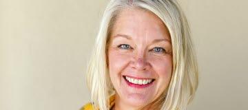 Anne Berndt, professionsansvarig för biomedicinska analytiker