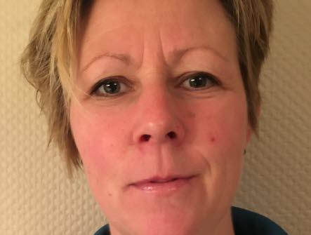 Malin Tillgren ordförande i Vårdförbundet avdelning Skåne