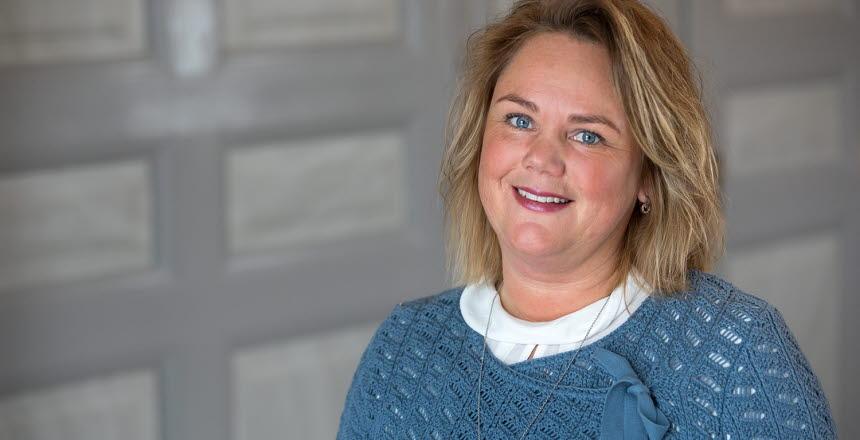 Annika Cederholm chefsspecialist