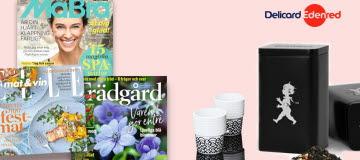 Produkter från Delicard