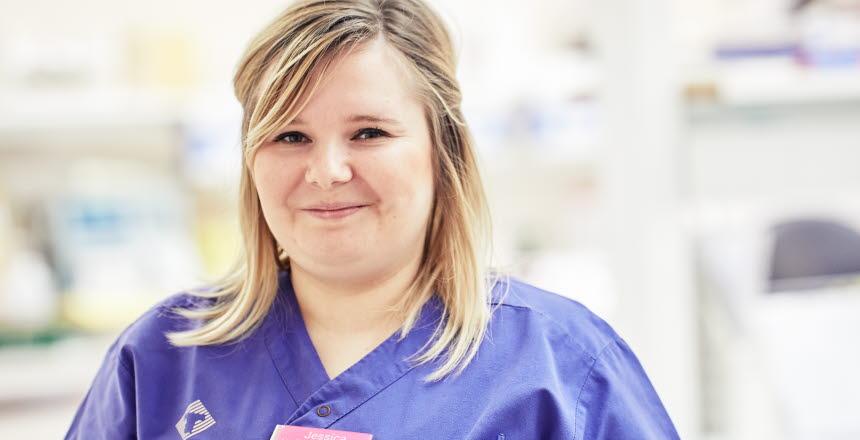 röntgensjuksköterska