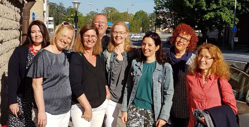 Örebros kongressombud redo för avfärd