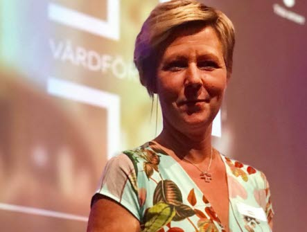 Malin Tillgren ordförande avdelning Skåne