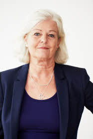 Ann Johansson, vice ordförande, Vårdförbundet